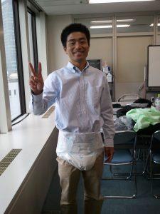 鍼灸師・畑田篤人